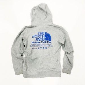 The North Face Berkeley California Grey Sweatshirt